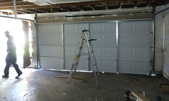 Wood Door Take Down & Removal